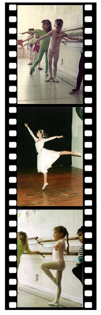 film strip dance